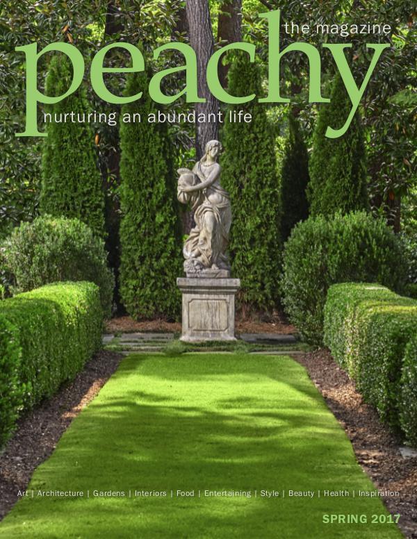 Peachy the Magazine Spring 2017