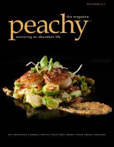 Peachy the Magazine September 2013