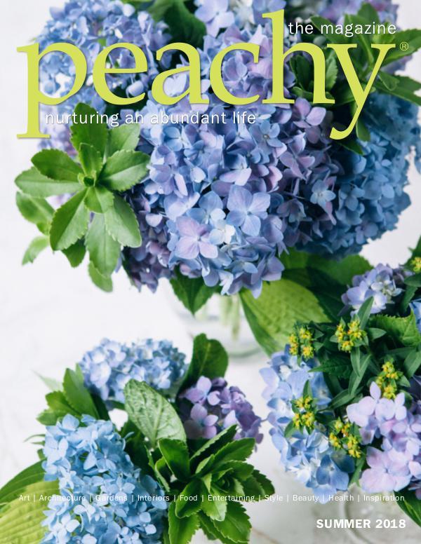 Peachy the Magazine Summer 2018
