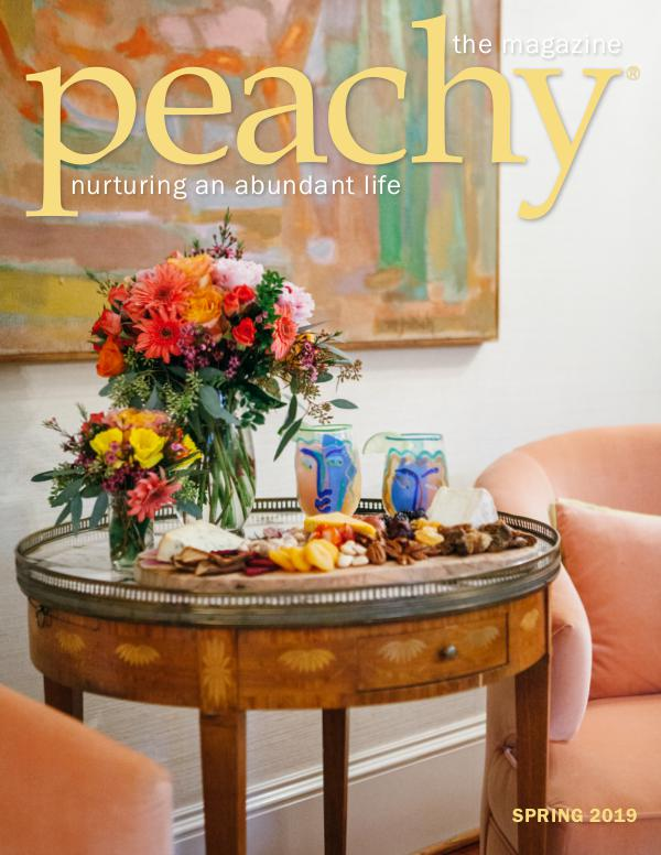 Peachy the Magazine Spring 2019