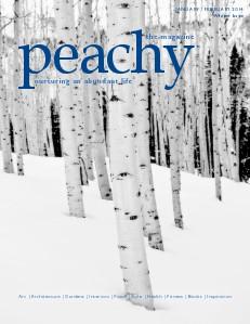 Peachy the Magazine January / February 2014