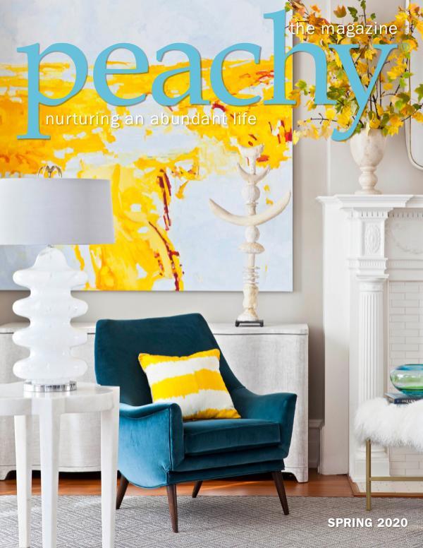 Peachy the Magazine Spring 2020