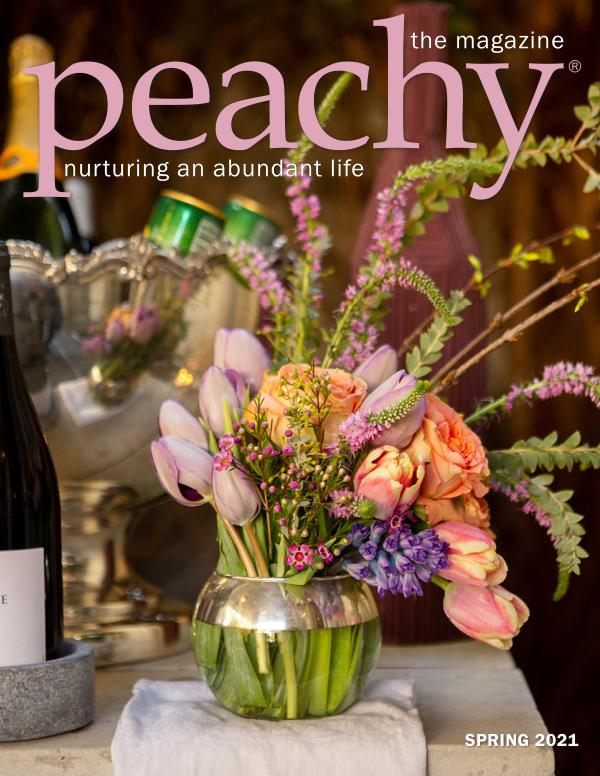 Peachy the Magazine Spring 2021