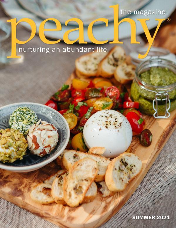 Peachy the Magazine Summer 2021