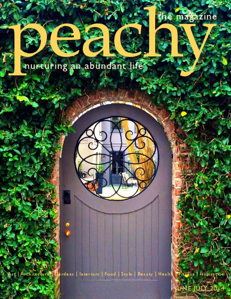 Peachy the Magazine June July 2014