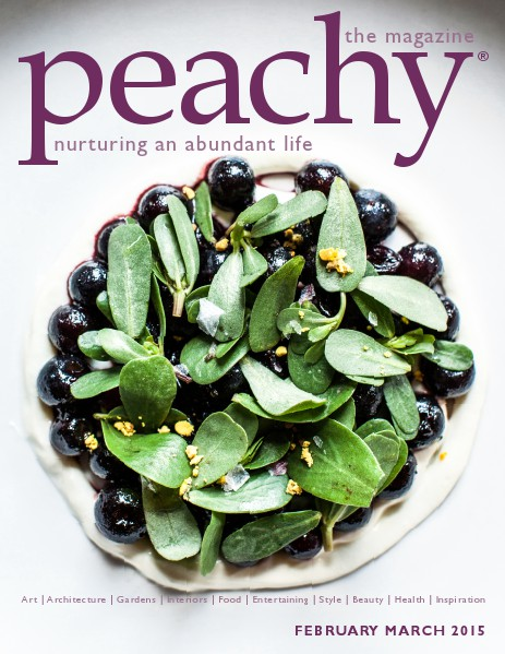 Peachy the Magazine February March 2015