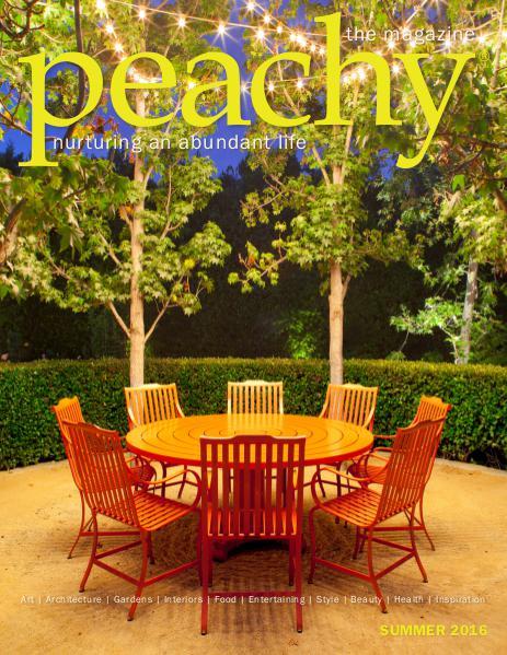 Peachy the Magazine Summer 2016