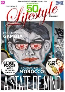 International Lifestyle Magazine Issue 50