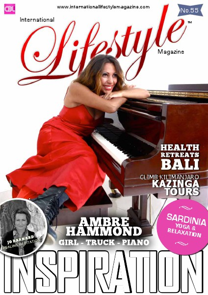 International Lifestyle Magazine Issue 55