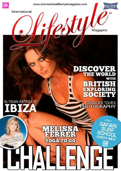 International Lifestyle Magazine Issue 56