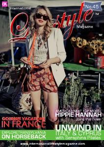 International Lifestyle Magazine Issue 45