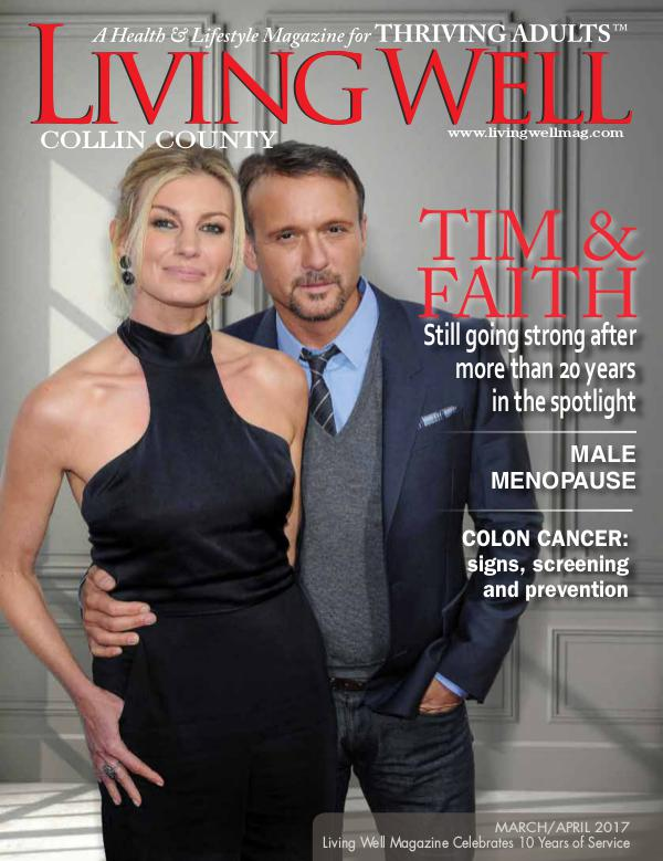 Collin County Living Well Magazine March/April 2017