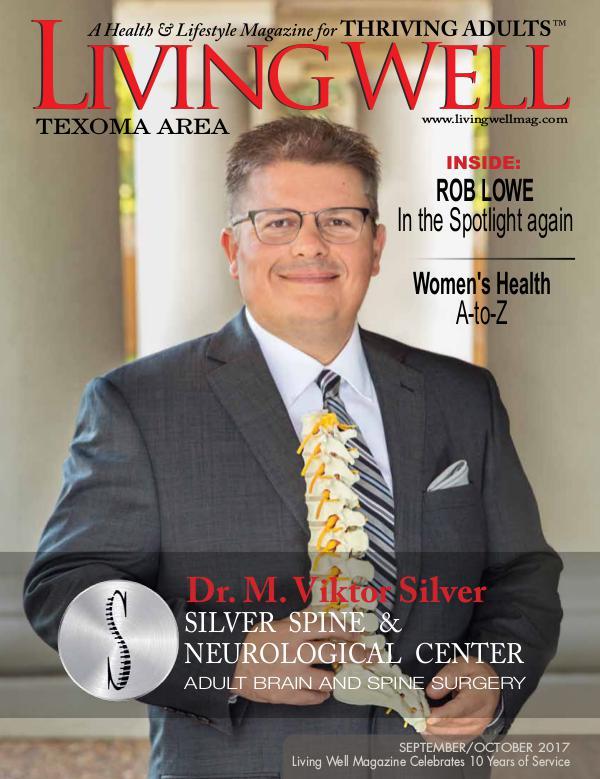 Texoma Living Well Magazine September/October 2017