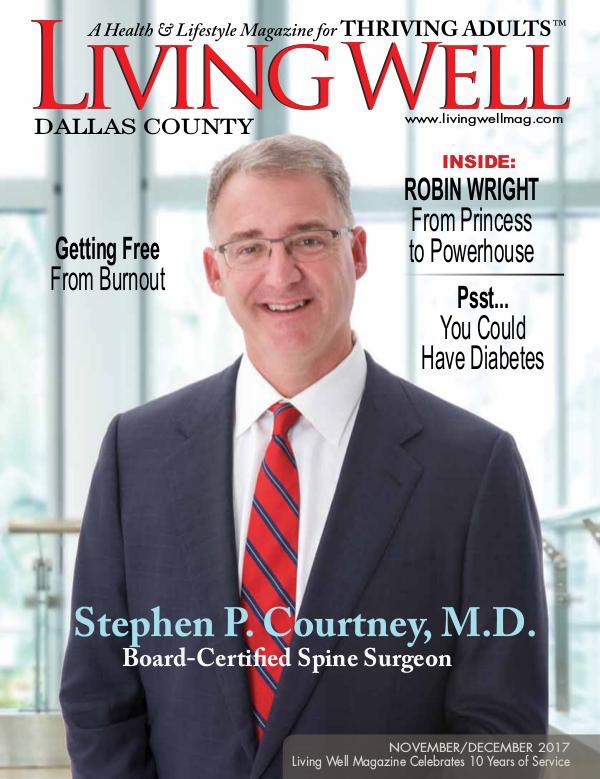Dallas County Living Well Magazine November/December 2017