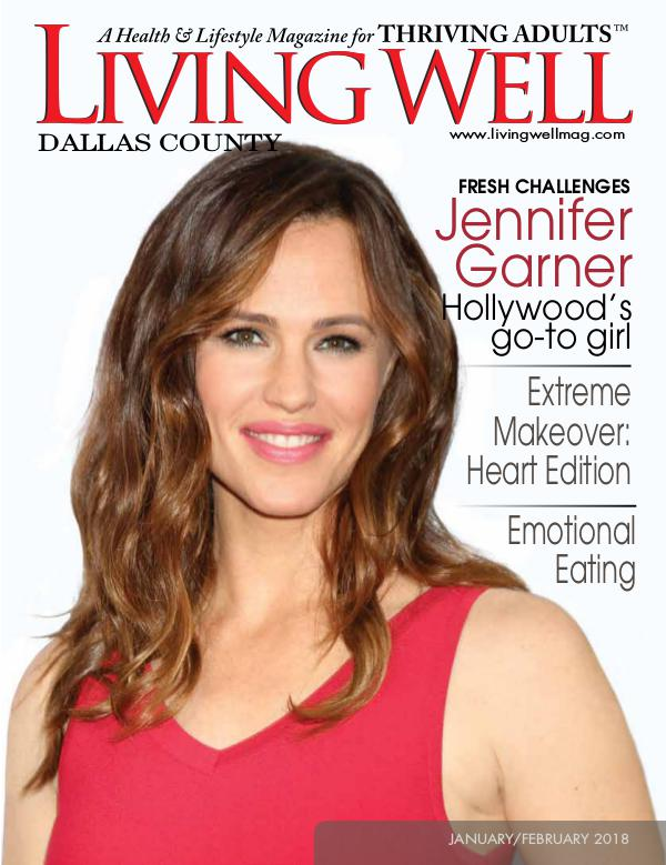 Dallas County Living Well Magazine January/February 2018