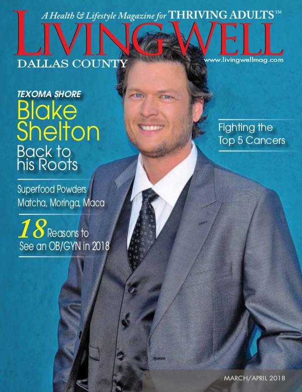 Dallas County Living Well Magazine March/April 2018