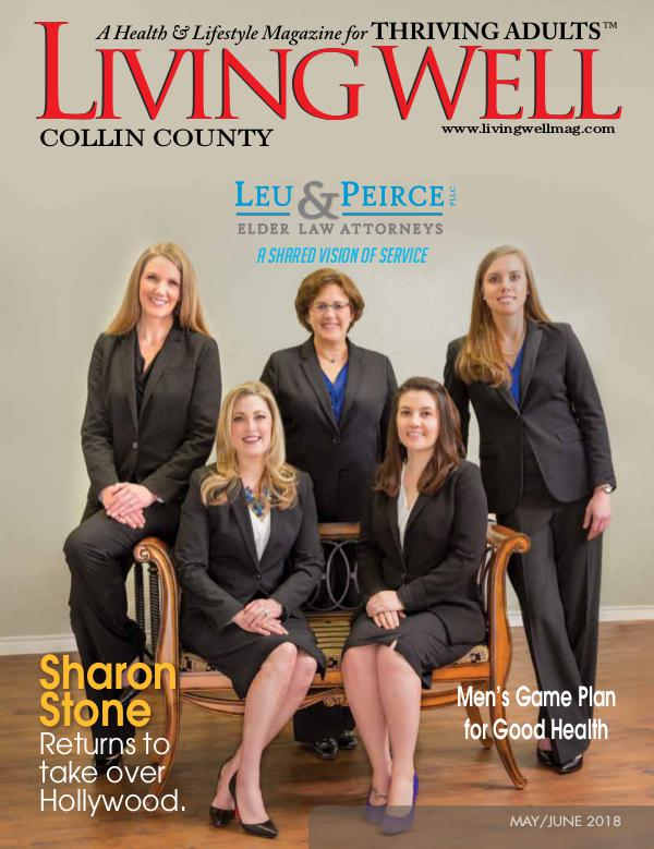 Collin County Living Well Magazine May/June 2018