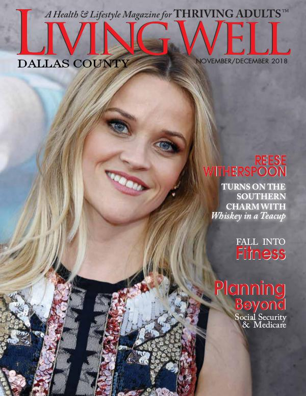 Dallas County Living Well Magazine November/December 2018