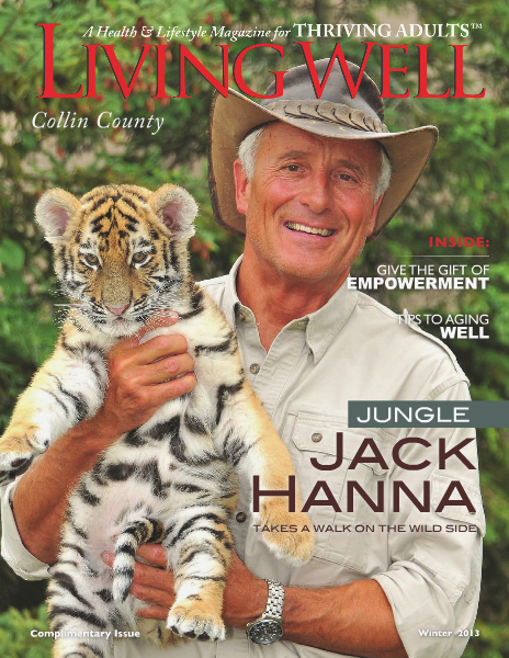Collin County Living Well Magazine Winter 2013