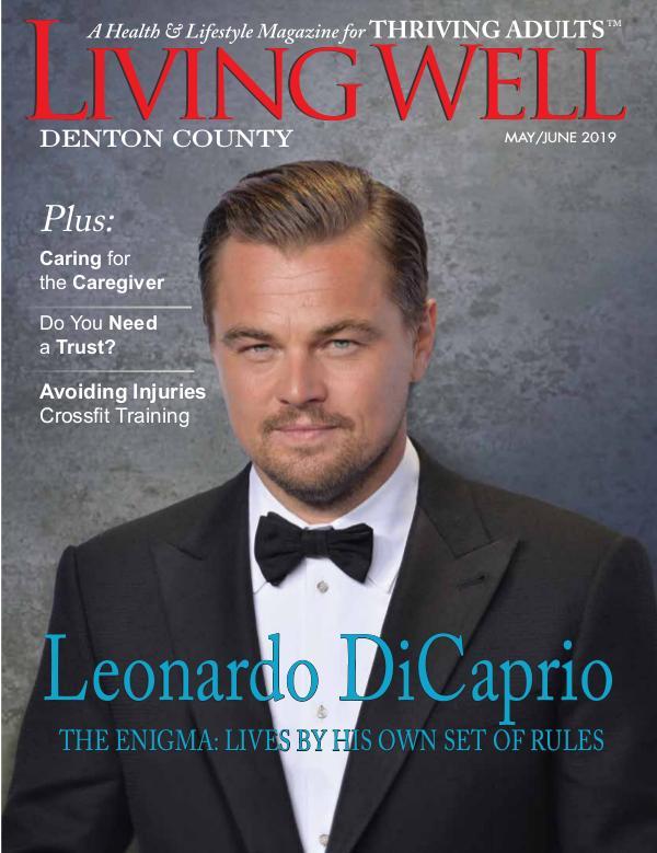 Denton County  Living Well Magazine May/June 2019