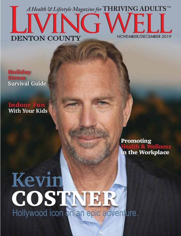 Denton County  Living Well Magazine November/December 2019