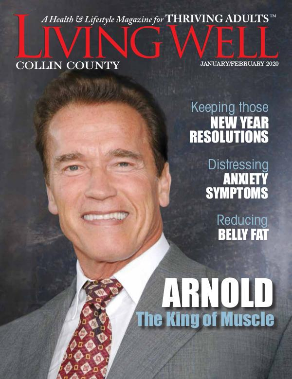 Collin County Living Well Magazine January/February 2020