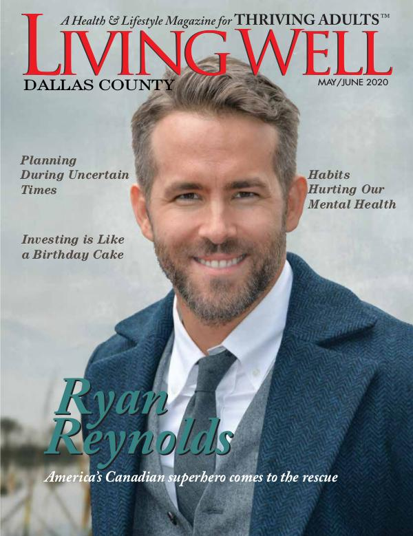 Dallas County Living Well Magazine May/June 2020