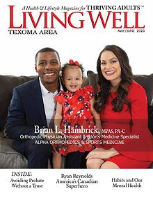Texoma Area Living Well Magazine