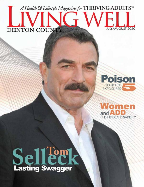 Denton County Living Well Magazine July/August 2020
