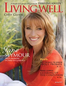 Collin County Living Well Magazine Spring 2012