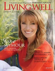 Denton County  Living Well Magazine Spring 2012