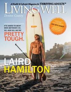 Denton County  Living Well Magazine Summer 2012