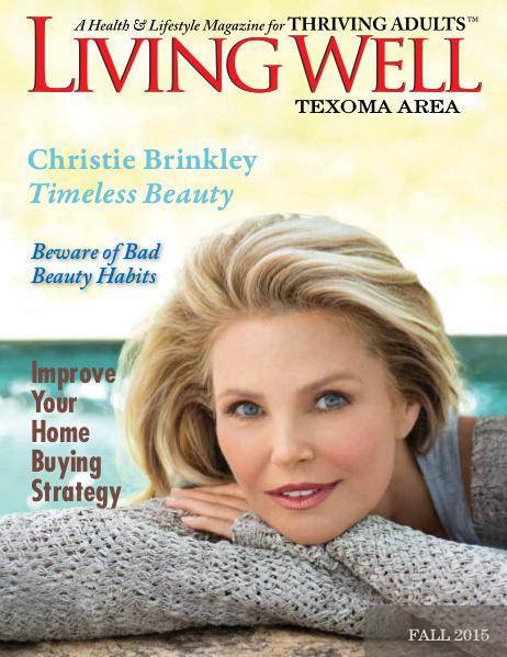 Texoma Living Well Magazine Fall 2015