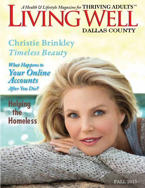 Dallas County Living Well Magazine Fall 2015