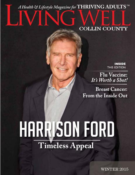 Collin County Living Well Magazine Winter 2015