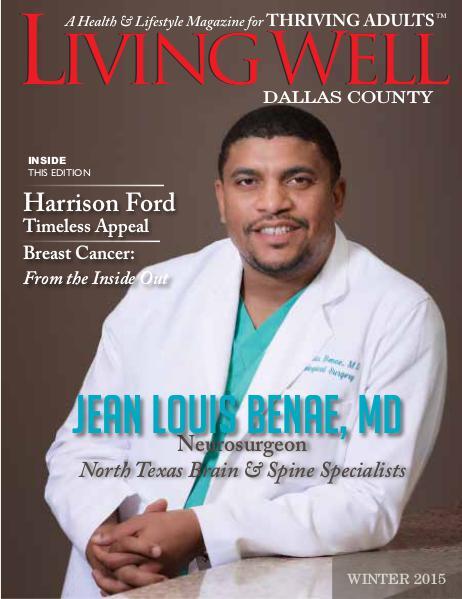 Dallas County Living Well Magazine Winter 2015