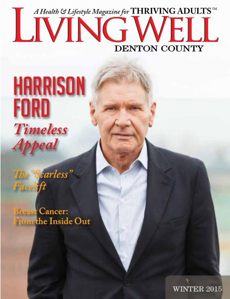 Denton County  Living Well Magazine Winter 2015
