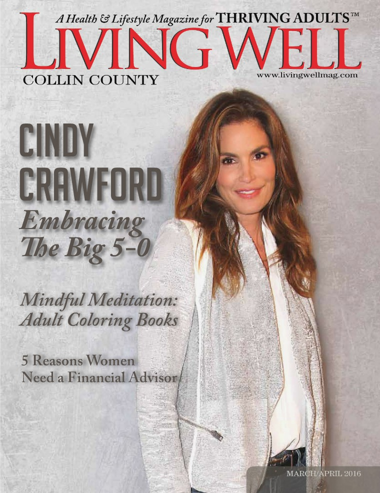 Collin County Living Well Magazine March/April 2016