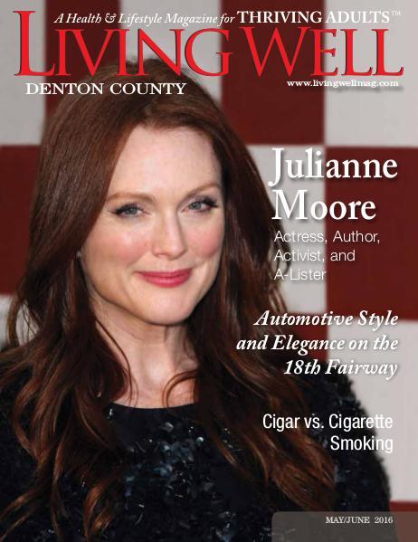 Denton County  Living Well Magazine May/June 2016
