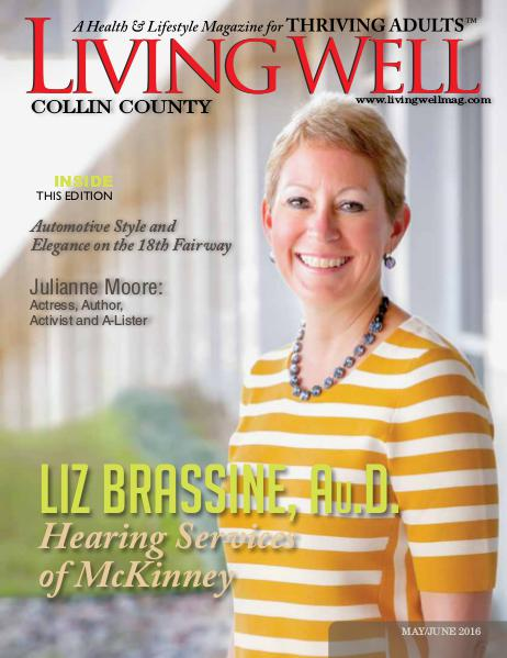 Collin County Living Well Magazine May/June 2016