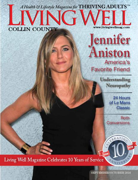 Collin County Living Well Magazine September/October 2016