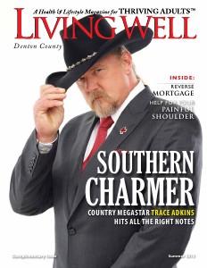 Denton County  Living Well Magazine Summer 2013