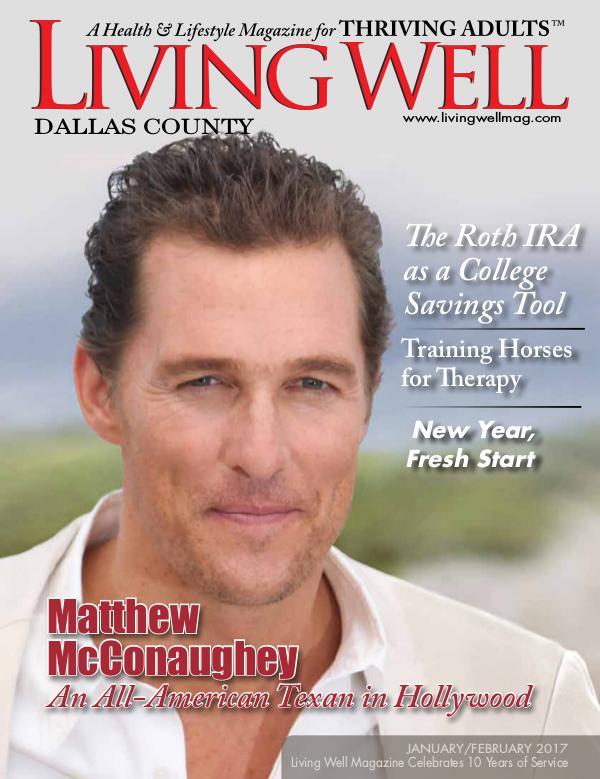 Dallas County Living Well Magazine January/February 2017