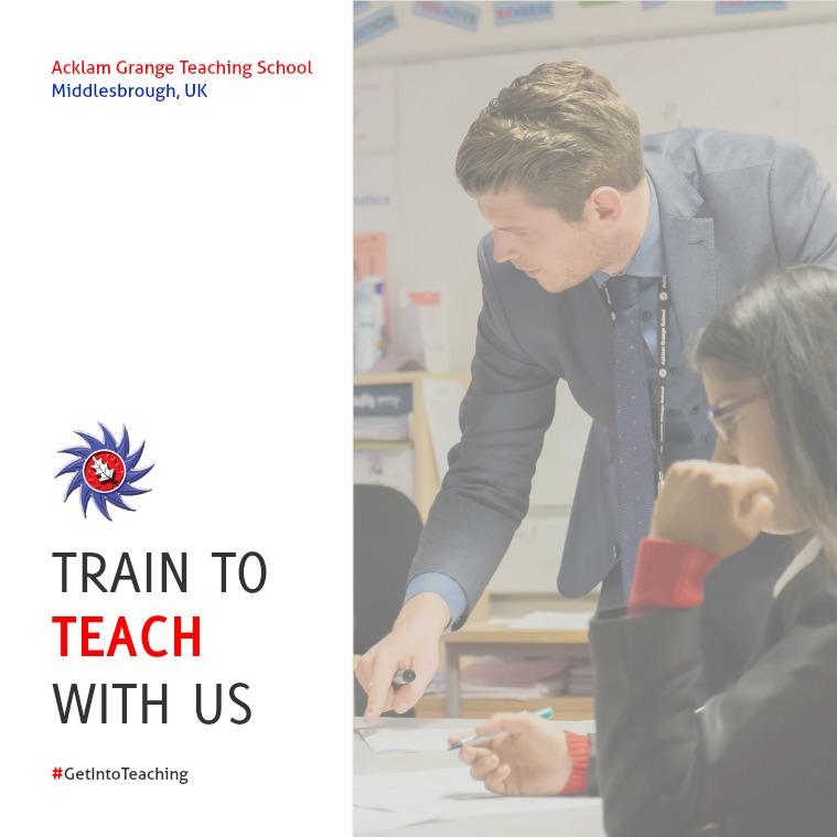 Acklam Grange Teaching School - Teacher Training Prospectus