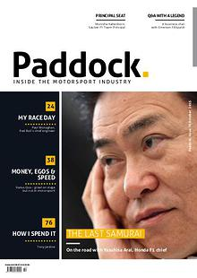 Paddock magazine