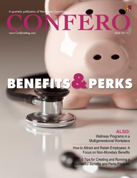 Confero Winter 2015: Issue 9