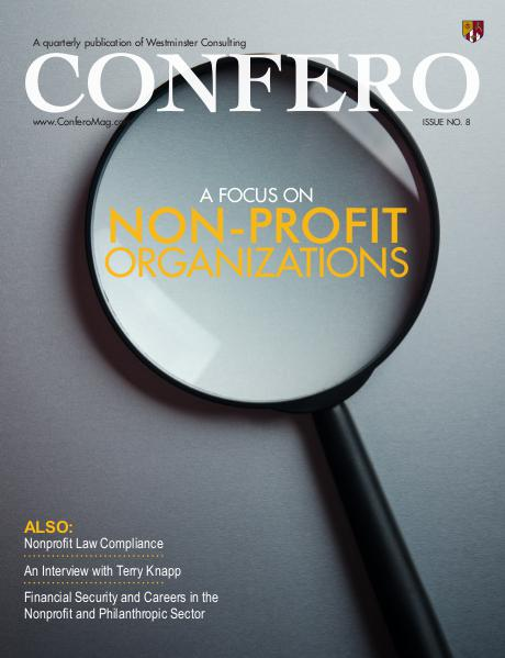 Confero Fall 2014: Issue 8