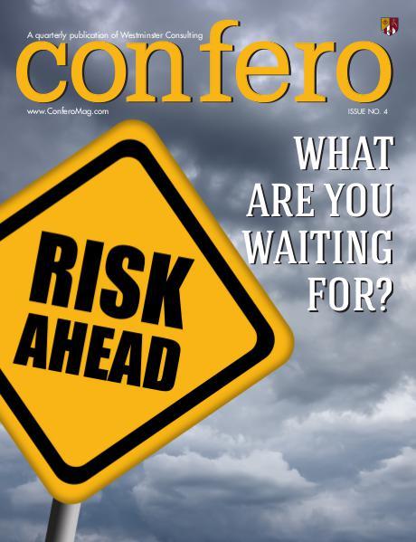 Confero Fall 2013: Issue 4