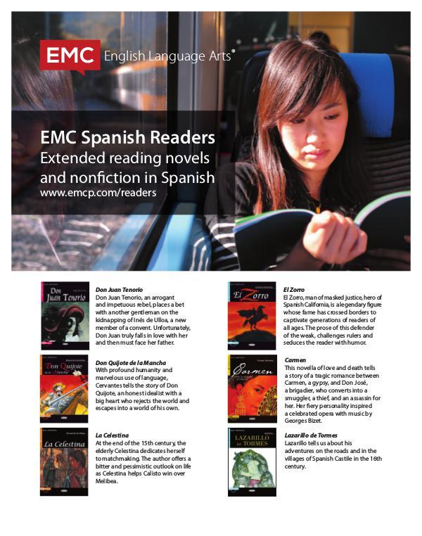 EMC Spanish Readers
