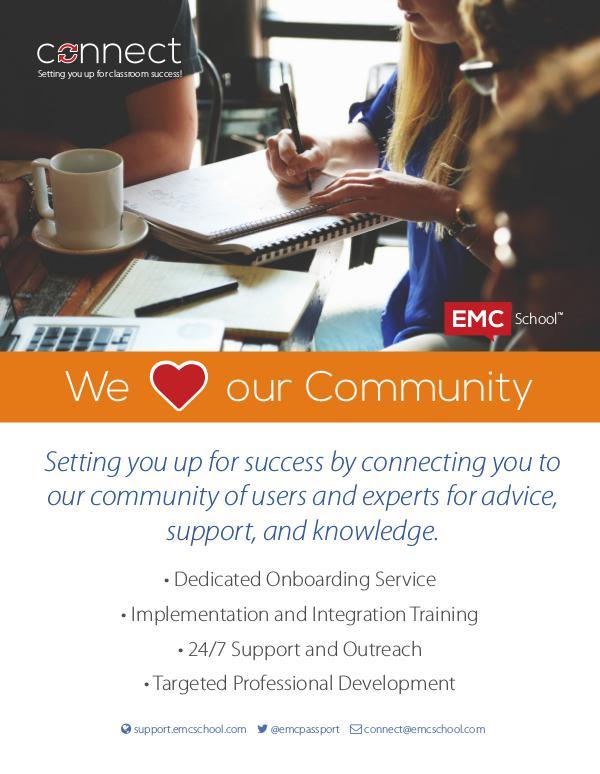 EMC CONNECT